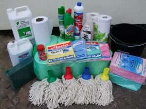 Cleaning Supplies Nuneaton Warwickshire